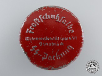 An SS-Packung Anti-Frost Bite Cream; Russian Front