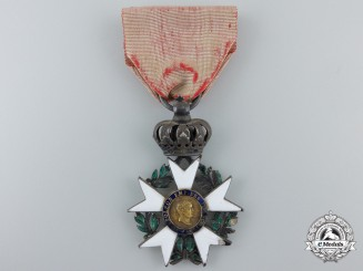 A Early Napoleon I Legion D'Honneur 1806-1808; 1st Model Knight