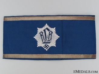 Early Senior RLB Officer's Armband