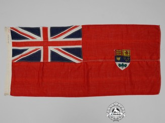 A Second War PeriodCanadianRed Ensign