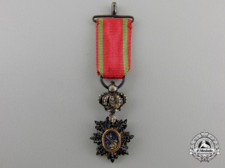A Miniature Royal Order of Cambodia