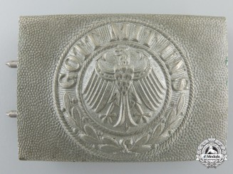 A Weimar Republic Era Army Belt Buckle