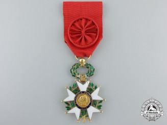 A French Legion D'Honneur; Third Republic Officer's Badge