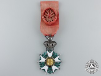 "A French Legion D'Honneur; Officer, Model ""La Presidence"""