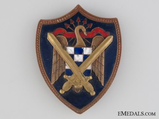 Falange Army Badge