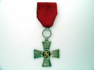 ORDER OF LION OF FINLAND