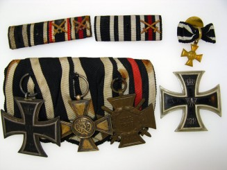 Prussian Military Merit Cross Group to