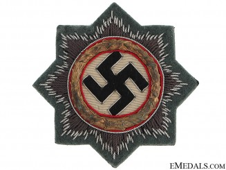 "German Cross in Gold ""¢¤ Army"
