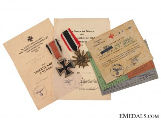 Group of Awards to an Unteroffizier