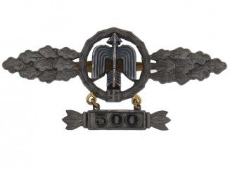 Squadron Clasp for Fighter Pilots - 500