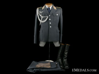A Custom Made Luftwaffe Colonels Uniform