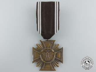 An NSDAP Long Service Award; For 10 Years Service & Maker Marked