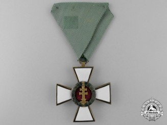 A Hungarian Order of Merit; Knight 5th Class