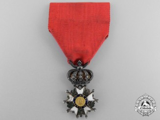 An Early Order of the Legion of Honour 1830-1848; Prizen Size