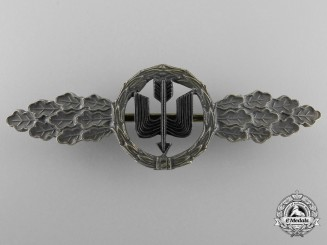 A German Federal Republic Squadron Clasp for Fighter Pilots; 1957 Issue