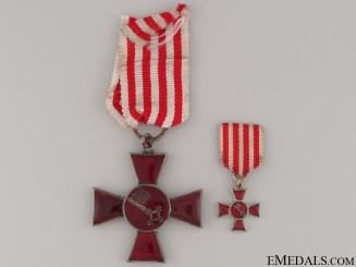 Hanseaten Cross Set 1914