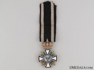 House Order of Hohenzollern with Swords