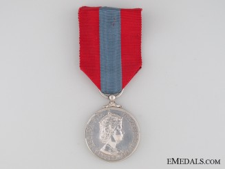 Imperial Service Medal to Albert Edmund Newton