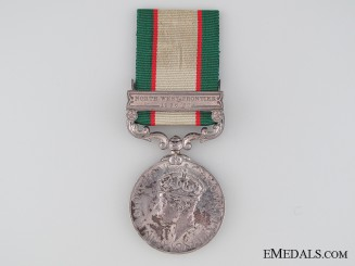 India General Service Medal 1936-1939