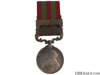 India Medal 1895 - 35th Sikhs