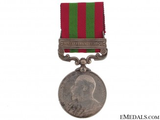 India Medal 1896 - 45th Rattray's Sikhs