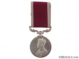 Indian Army Long Service & Good Conduct Medal