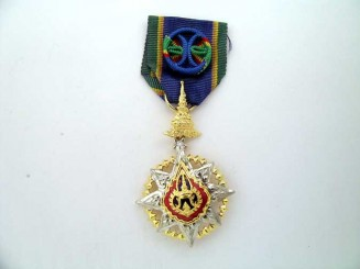 THAILAND, ORDER OF THE CROWN OF THAILAND