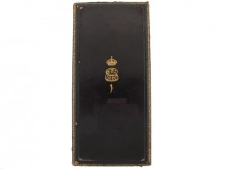 Egypt. Order of Ismail Case