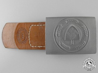 An RAD Enlisted Man's Belt Buckle by L. Gottlieb Söhne; Published