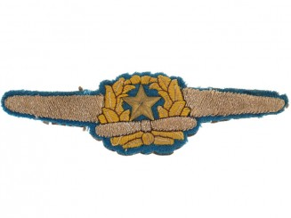 WWII Army Pilot Wings Badge