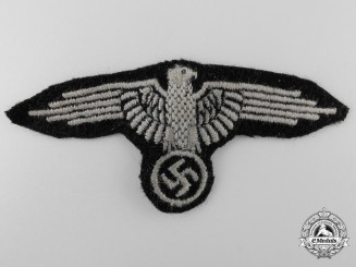 An SS Sleeve Eagle; Mid War Type