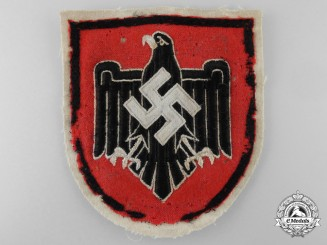 A 1936 Breast Insignia for the German Olympic Team