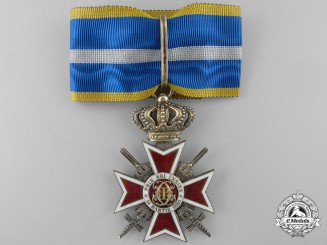 A Romanian Order of the Crown- Type II (1932-1946) by C. F. Zimmermann