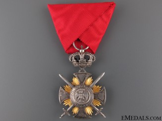 Military Order of Karageorge with Swords