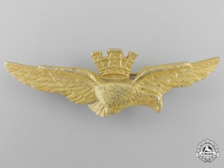 A Spanish Frano Period Pilot's Wing