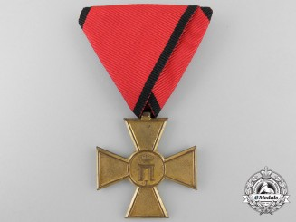 A Serbian Commemorative Medal for the Serbo-Bulgarian War 1913