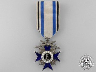A Bavarian Order of Military Merit; Fourth Class by Gebrüder Hemmerle
