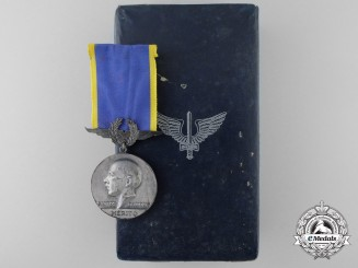 A Brazilian Merit Order of Santos Dumont with Case of Issue