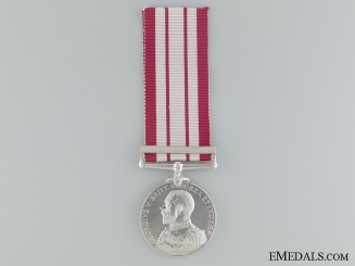 Naval General Service Medal to Leading Stoker on HMS Proserpine