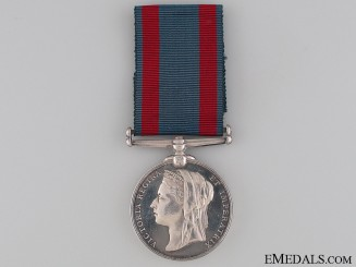 North West Canada Medal - Bolton's Mounted Infantry
