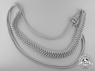 A German Army (Heer) Officer's Aiguillette