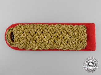An SA High Command Officer's Shoulder Board; 2nd Pattern