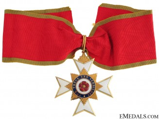 """Order of Merit """"¢¤ 2nd. Class Cross in Gold"""