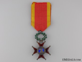 Order of St. Gregory; Knight's Badge