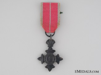 Order of the British Empire - Military Division