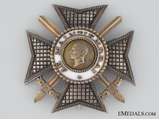 Luxemburg, Order of the Golden Lion with Swords