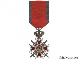 Order of the Romanian Crown - WWII Period