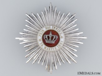 Order of the Romanian Crown; Grand Officers Star Second Class