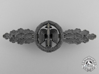 A Luftwaffe Squadron Clasp for Short Range Fighter Pilots by G.H.Osang