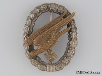 Paratrooper Badge by JMME & SOHN